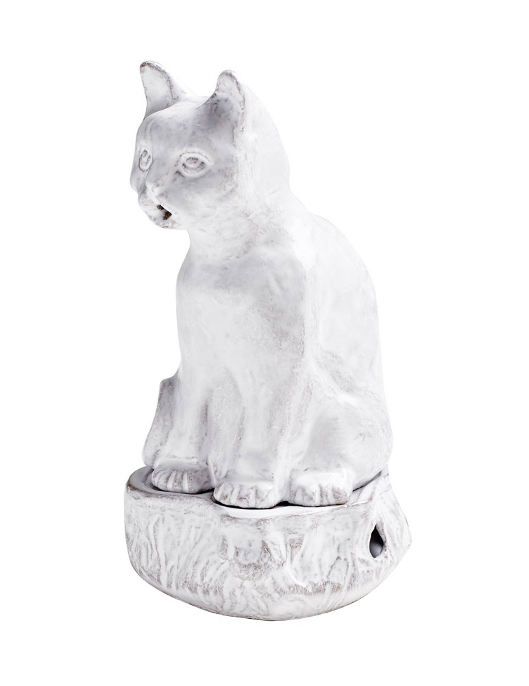 Cat - Incense Burner