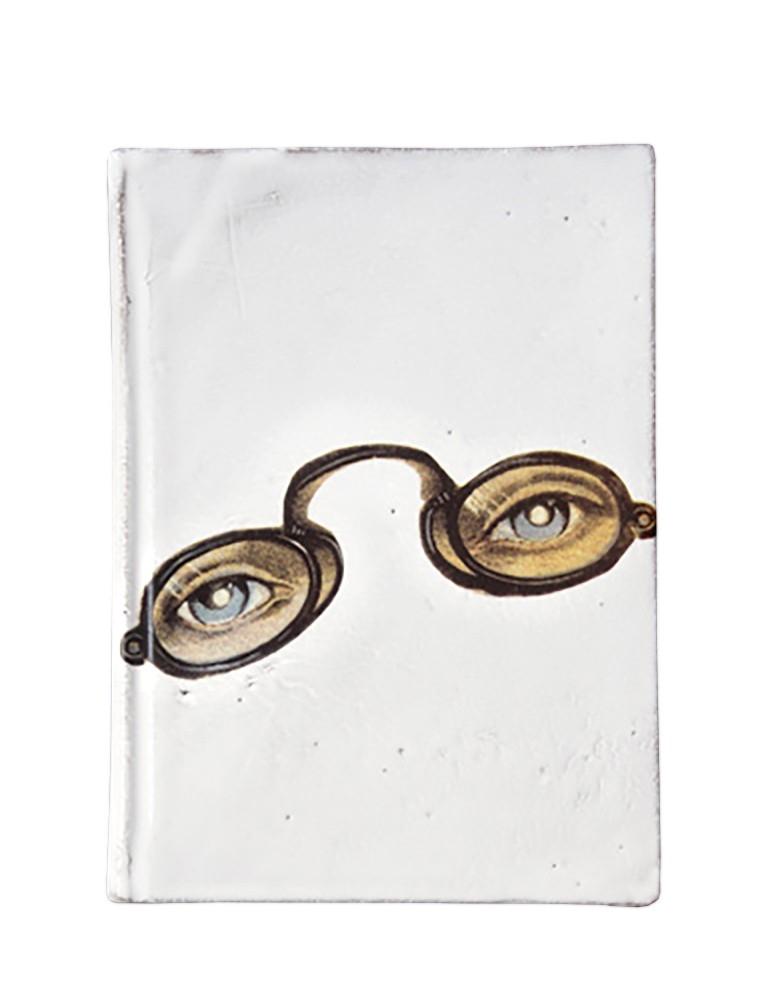 """Glasses"" Saucer"