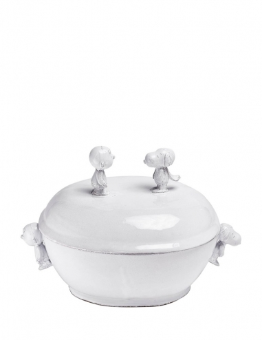 """Snoopy & Charlie Brown"" Tureen"