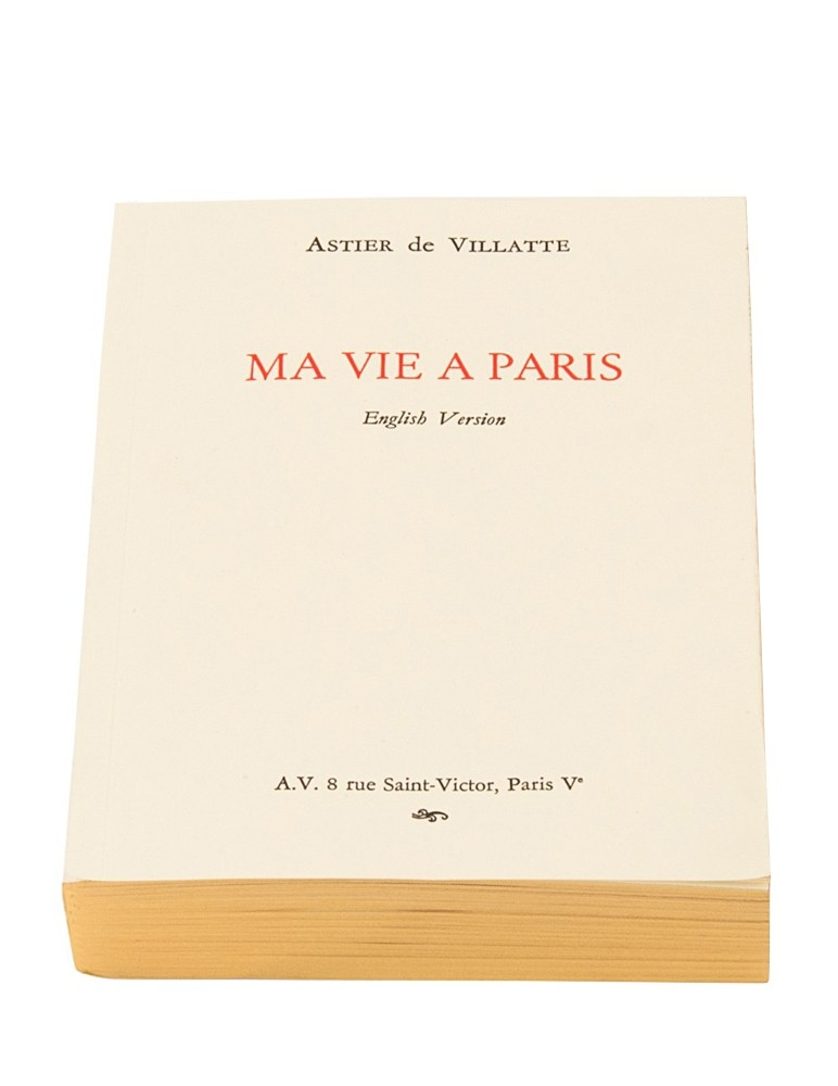 Ma Vie à Paris - Guide Book
