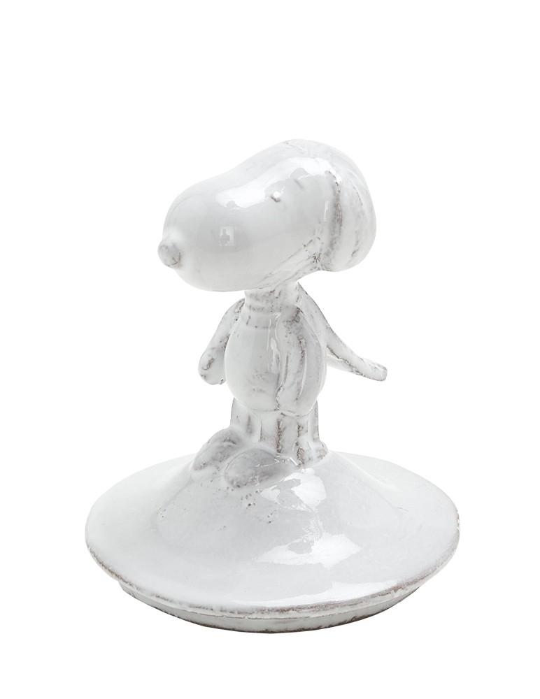 Snoopy - Tapa Vela de Cristal