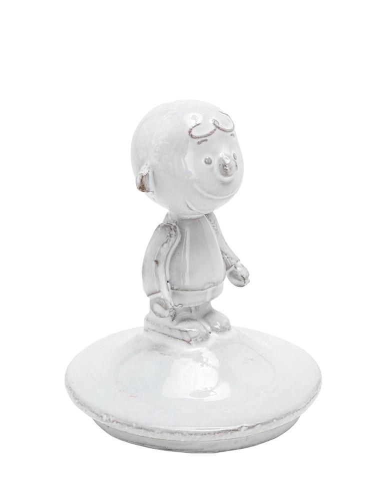 Charlie Brown - Tapa Vela de Cristal
