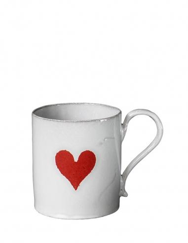 """Heart"" Mug"