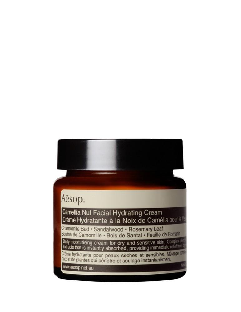 Crema Hidratante Facial de Nuez de Camelia
