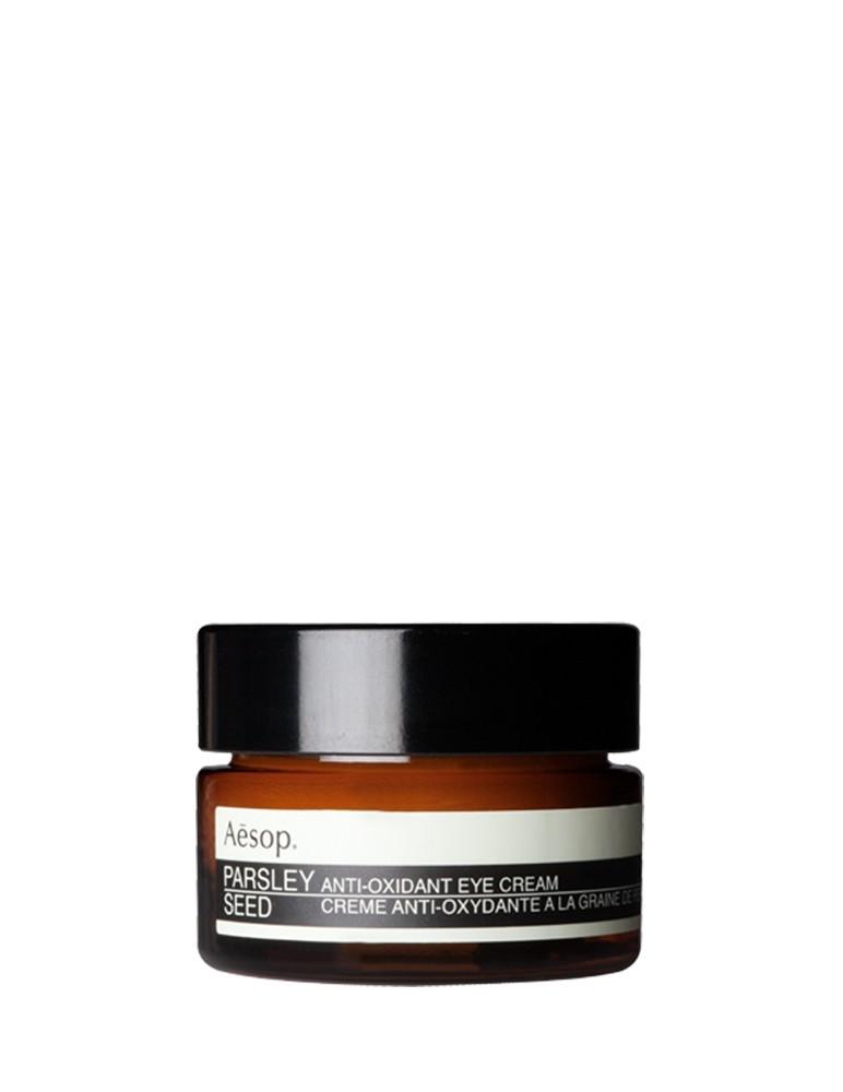 Crema Anti-Oxidante para los Ojos con Semilla de Perejil