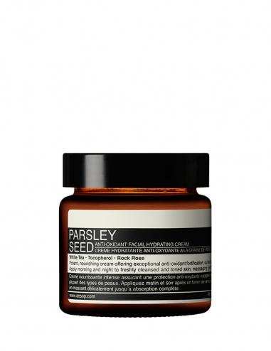 Crema Hidratante Facial Anti-oxidante de Semilla de Perejil
