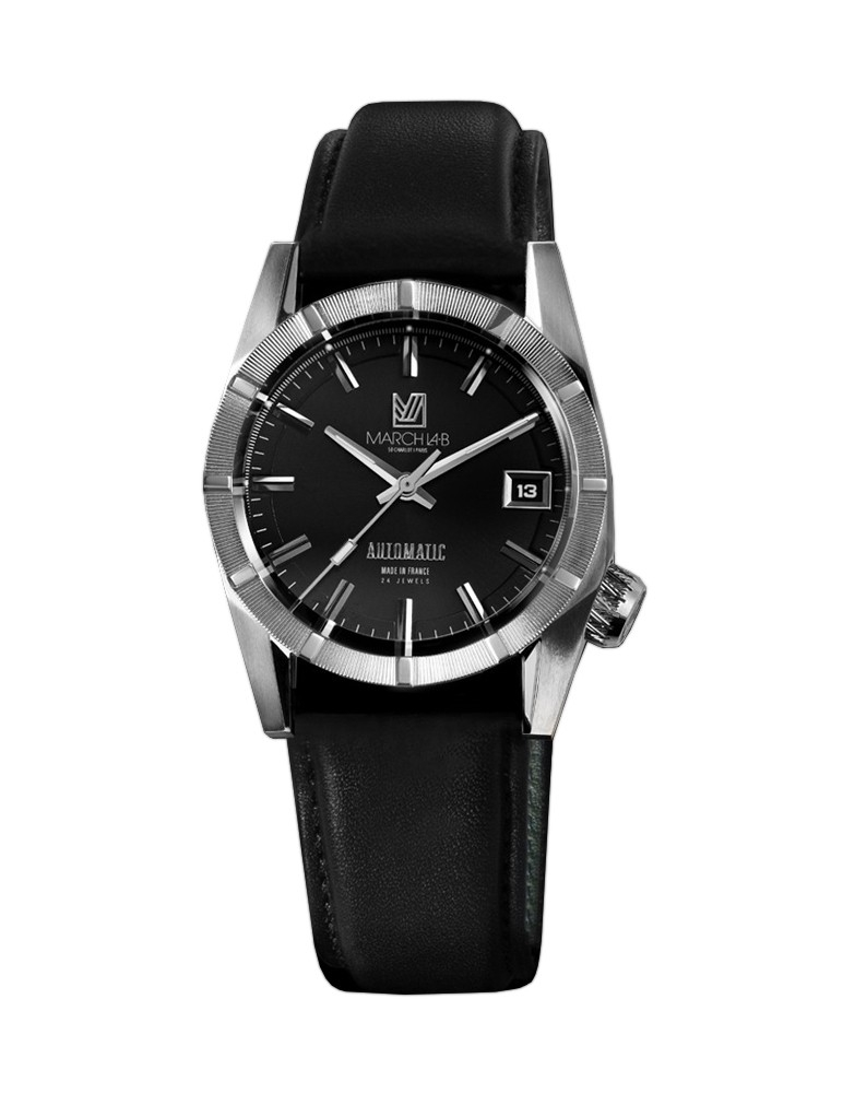 AM59 Automatic Black Watch