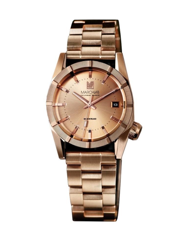 Reloj AM59 Eléctrico Oro Rosa