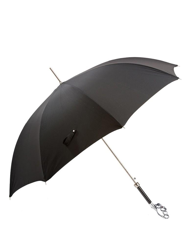 Silver Knuckleduster Umbrella