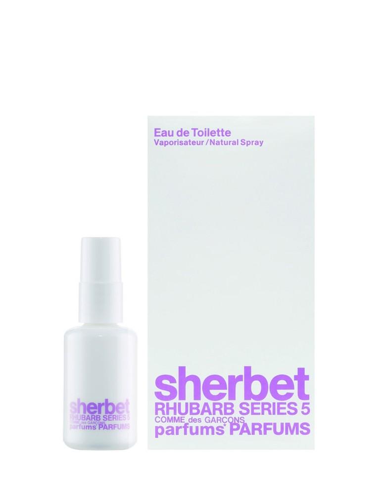 Sherbet Series 5: Rhubarb