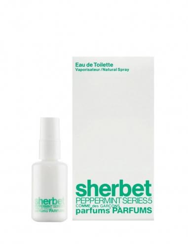 Sherbet Series 5: Peppermint