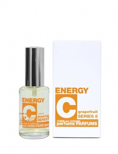 Energy C Series 8: Grapefruit