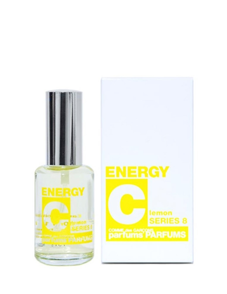 Energy C Series 8: Lemon
