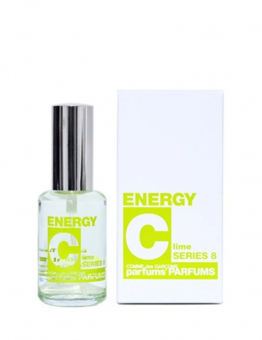 Energy C Series 8: Lime