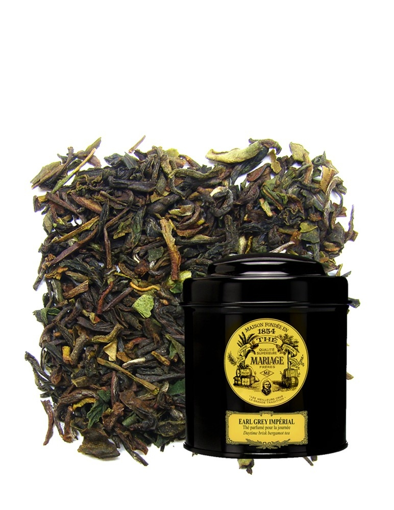 Earl Grey Impérial - Black Tea