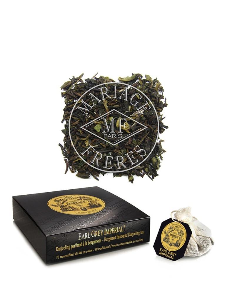 Earl Grey Impérial - Té Negro