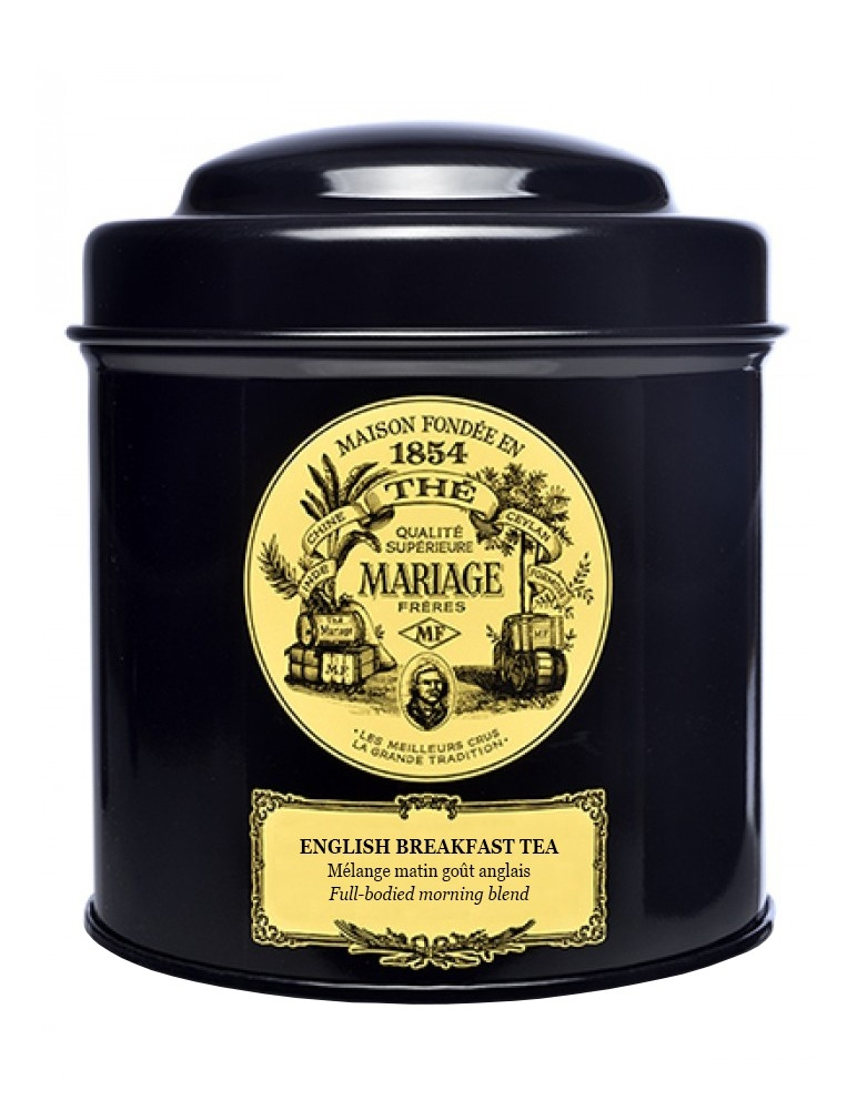 English Breakfast - Black Tea