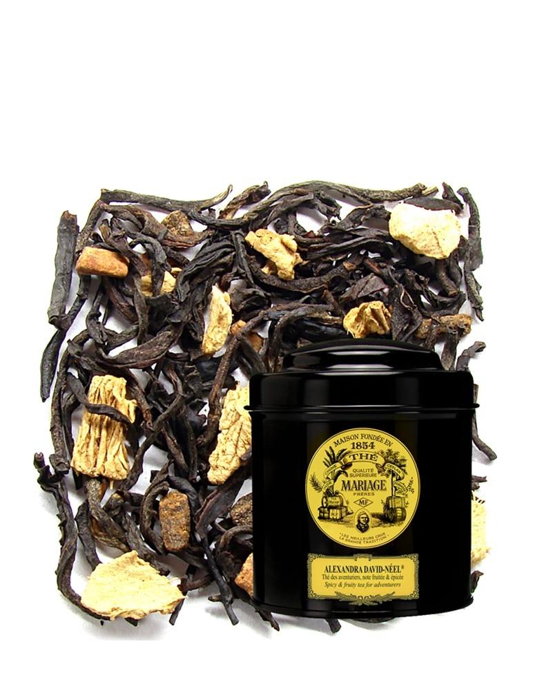 Alexandra David Néel - Black Tea