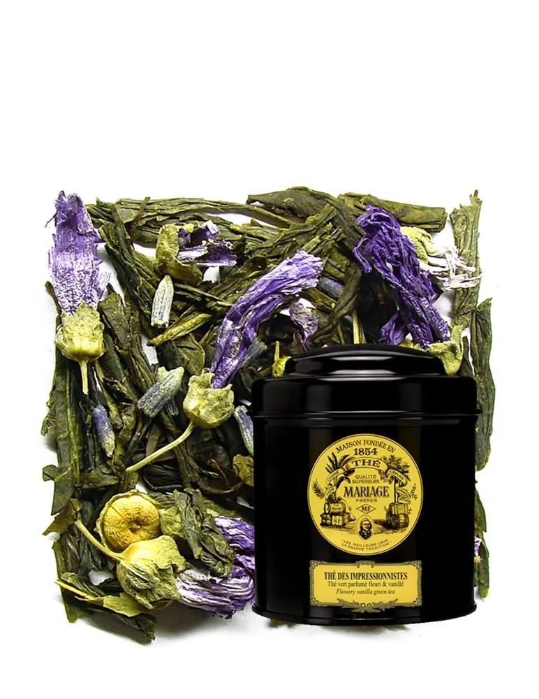 Thé des Impressionistes - Green Tea