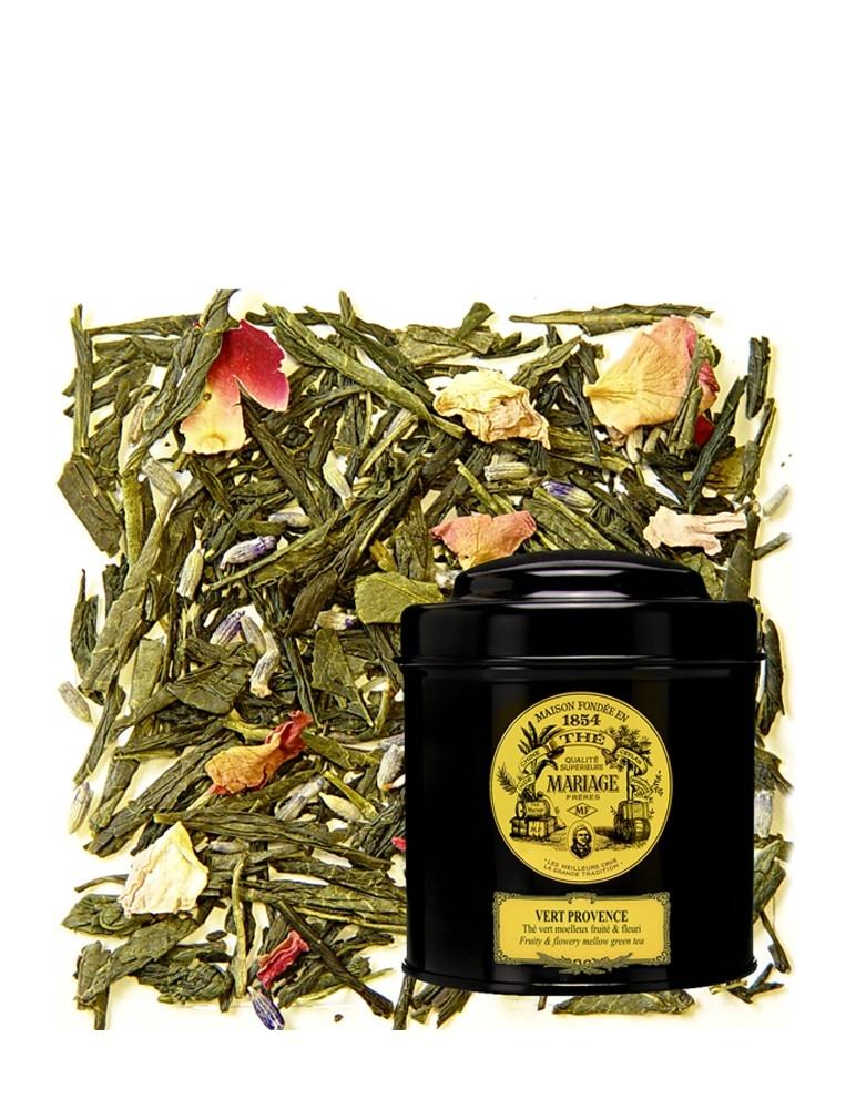 Vert Provence - Green Tea