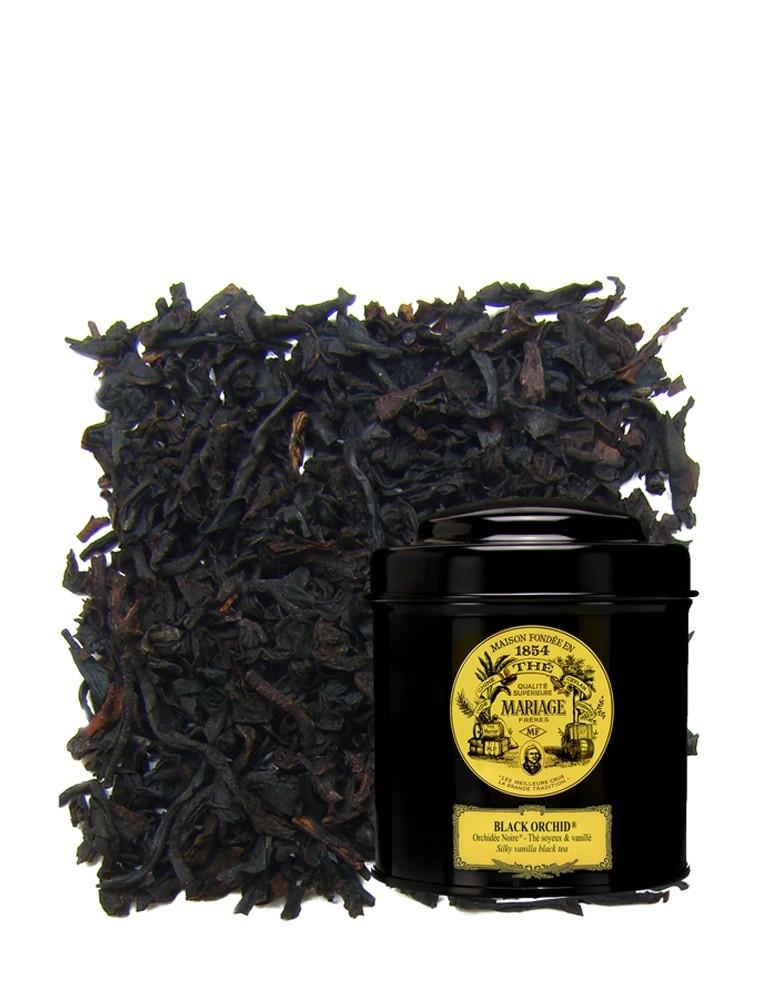 Black Orquid - Black Tea