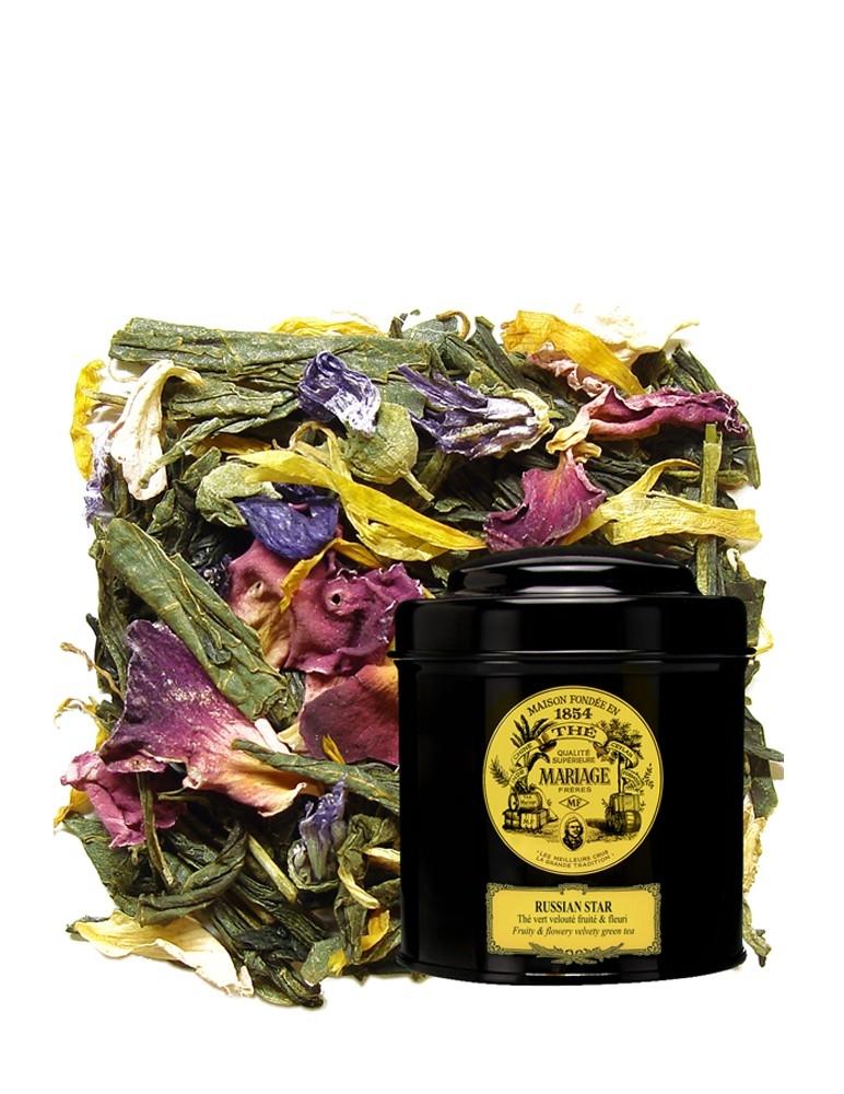 Russian Star - Green Tea