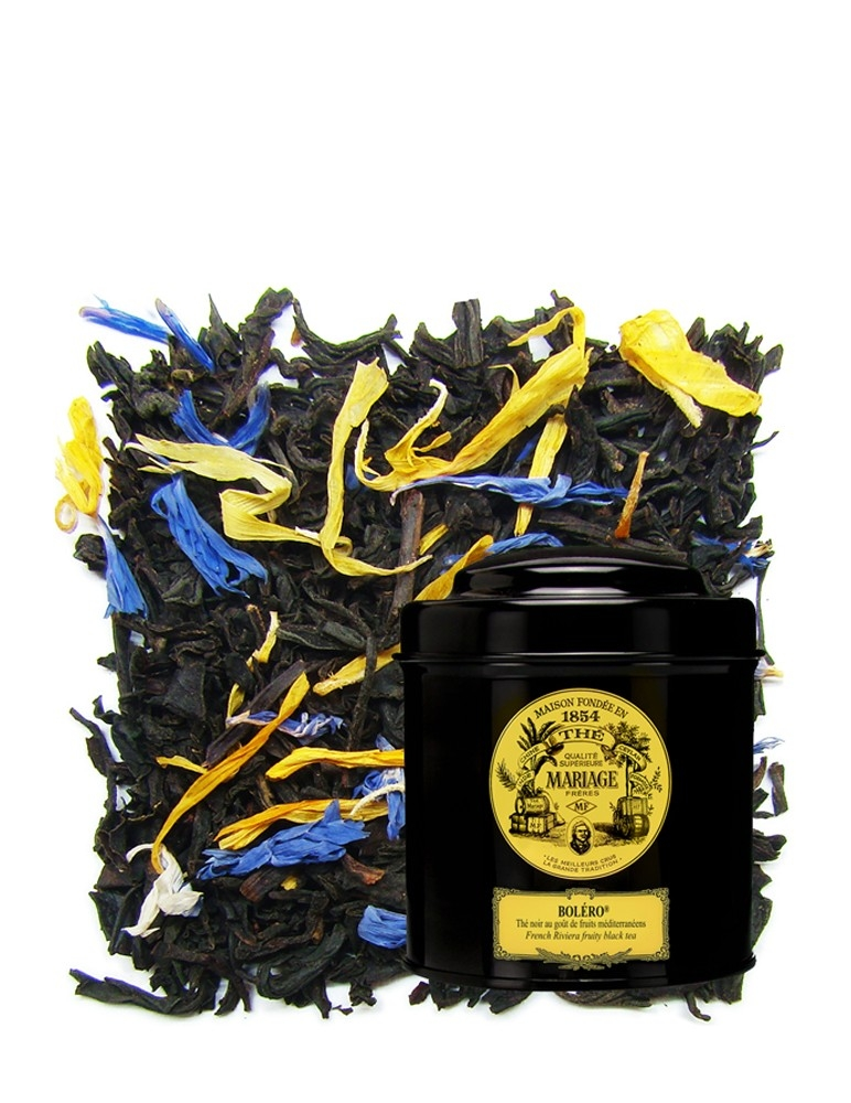 Boléro - Black Tea