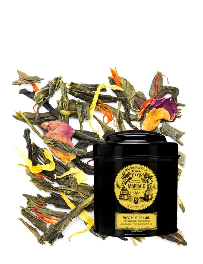 Montagne de Jade - Green Tea