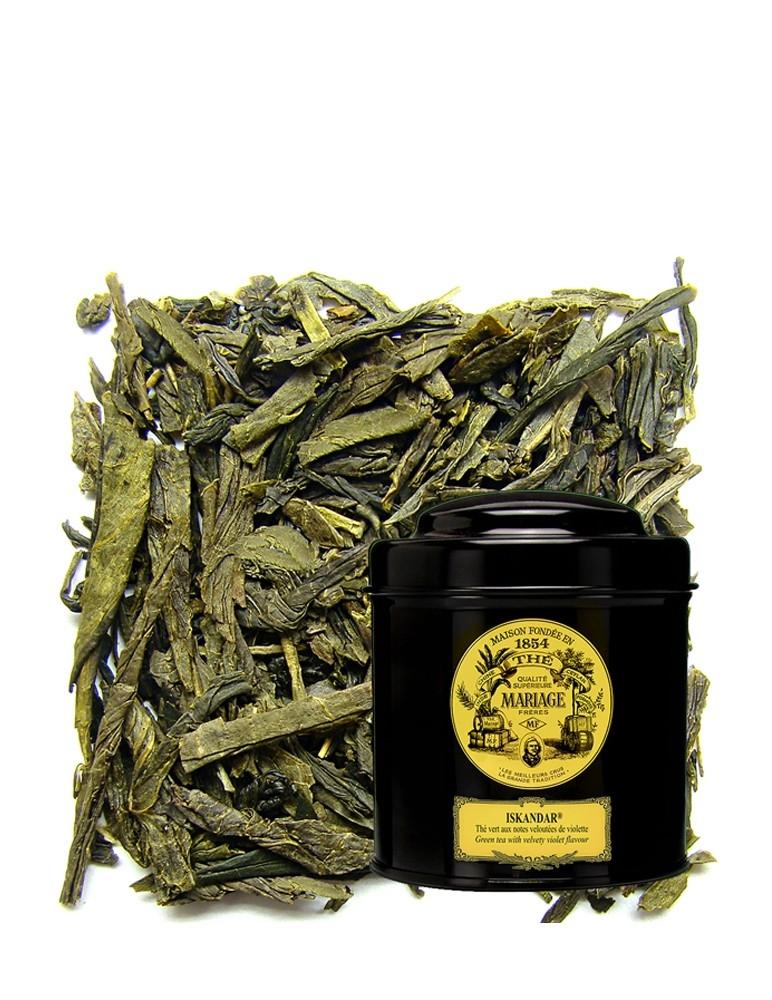 Iskandar - Green Tea