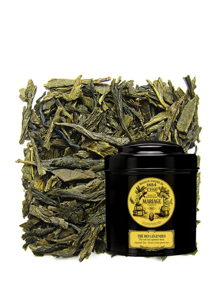 Thé des Légendes - Green Tea