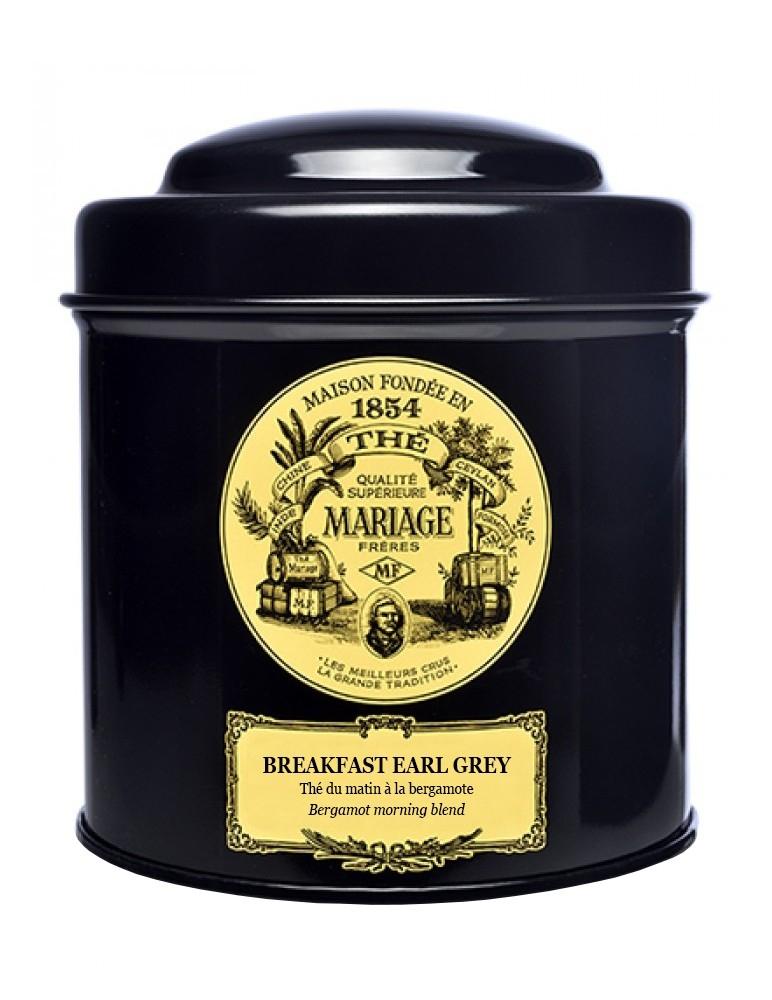 Breakfast Earl Grey - Black...