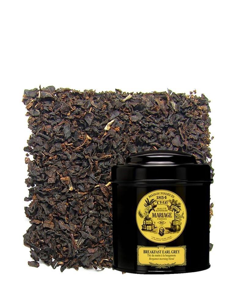 Breakfast Earl Grey - Black Tea