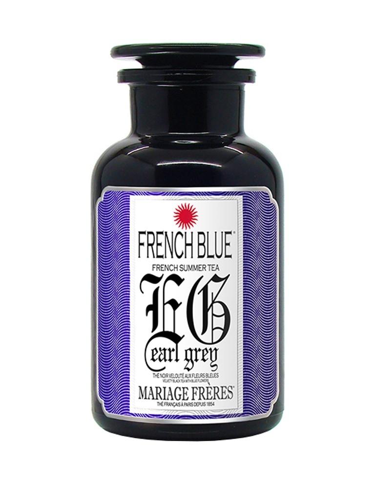 Earl Grey French Blue - Black Tea
