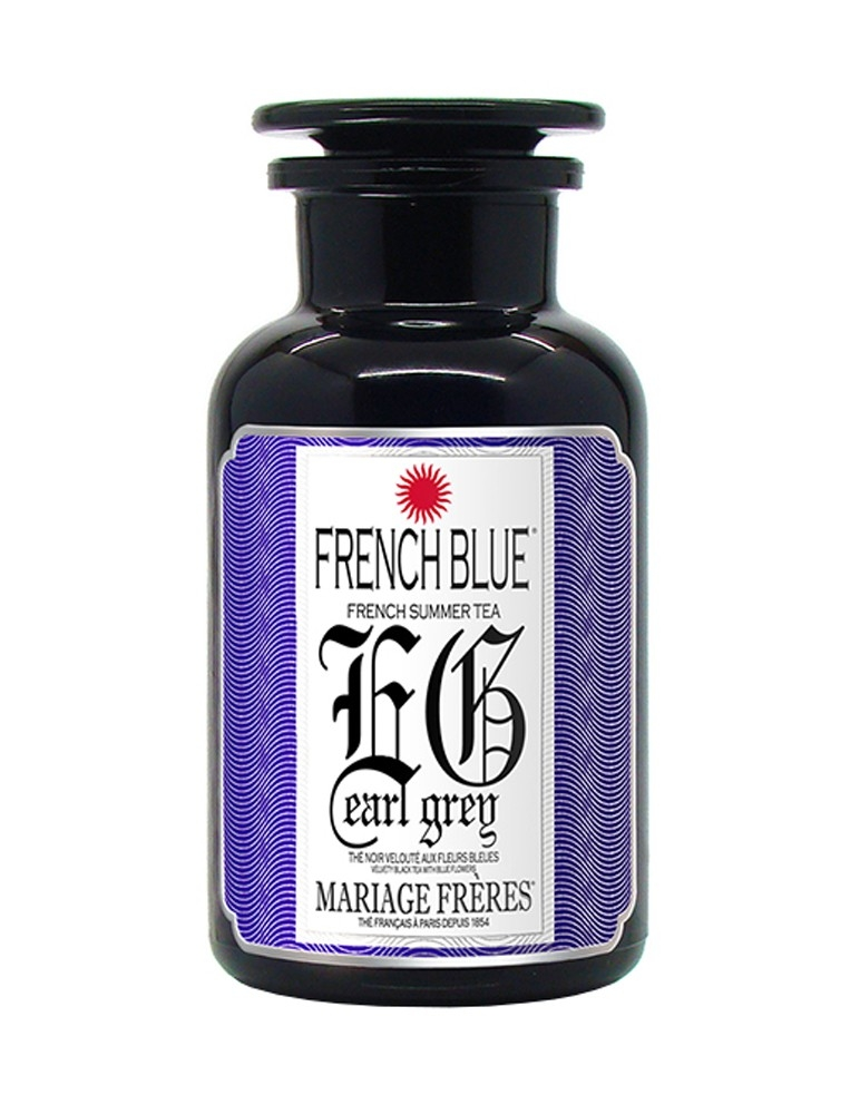 Earl Grey French Blue - Té...