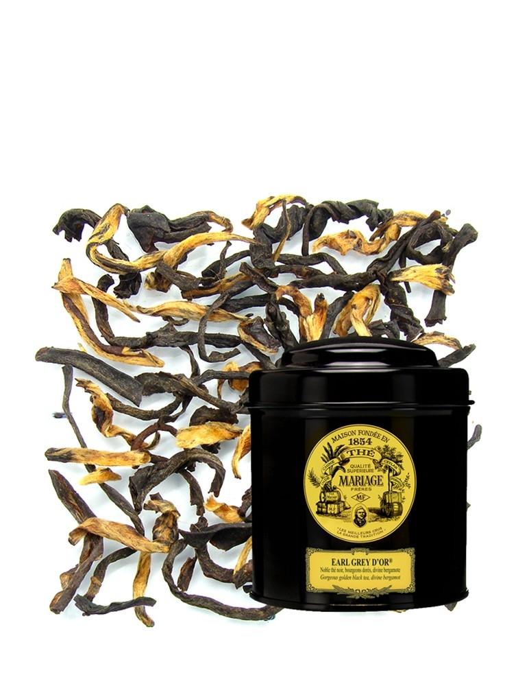 Earl Grey d'Or - Black Tea