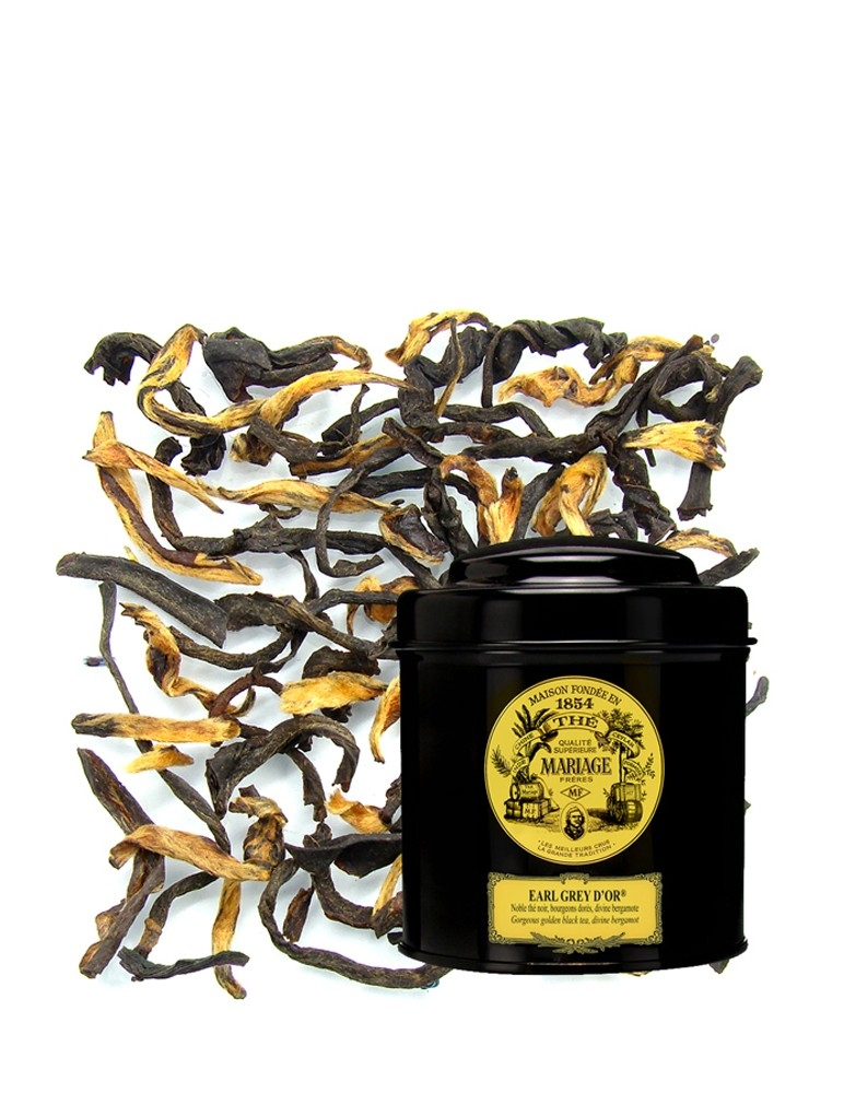 Earl Grey d'Or - Té Negro