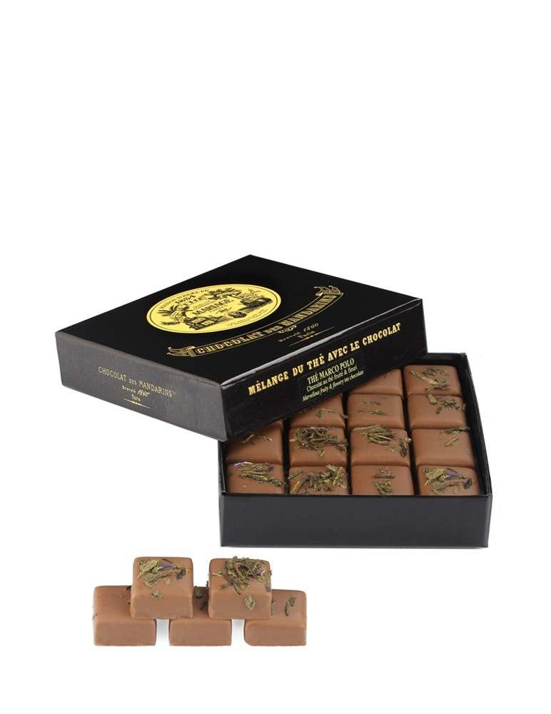 Marco Polo - Chocolat des...