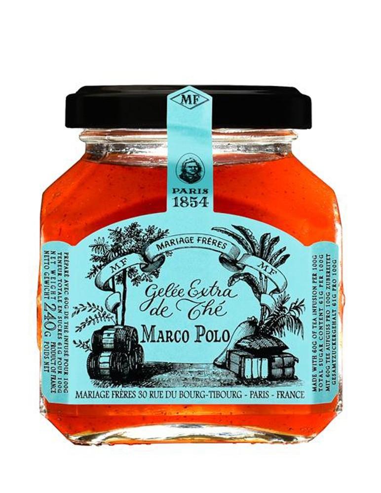 Marco Polo - Tea Jelly