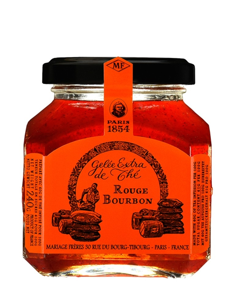 Rouge Bourbon - Tea Jelly