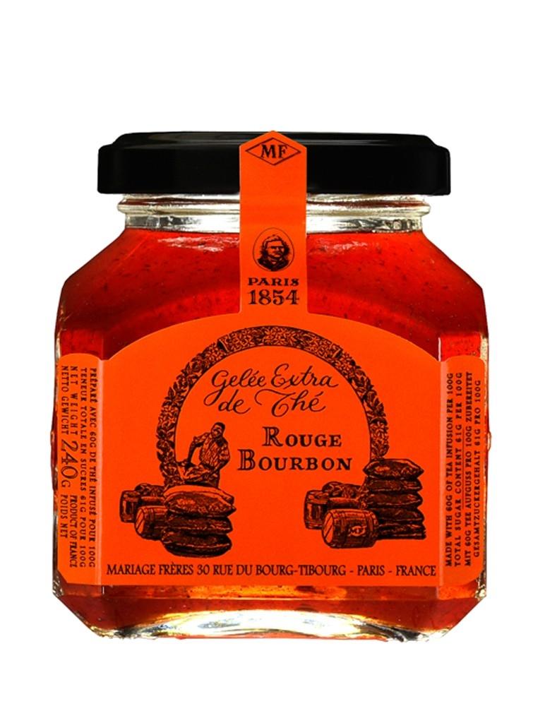 Rouge Bourbon - Tea Jelly