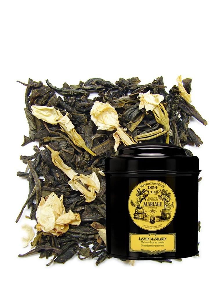 Jasmin Mandarin - Green Tea