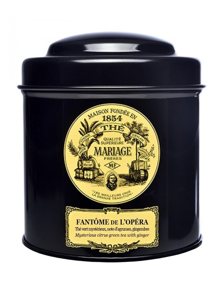 Fantôme de l'Opéra - Green Tea