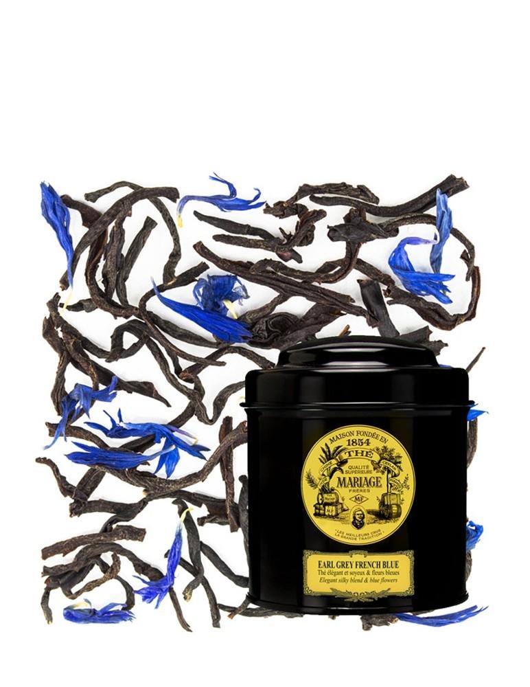Earl Grey French Blue – Black Tea