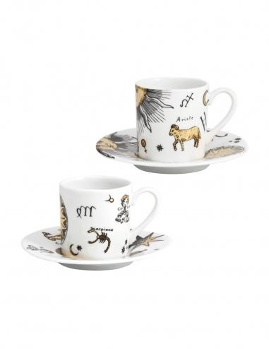 Set 2 Tazas de Café Astronomici