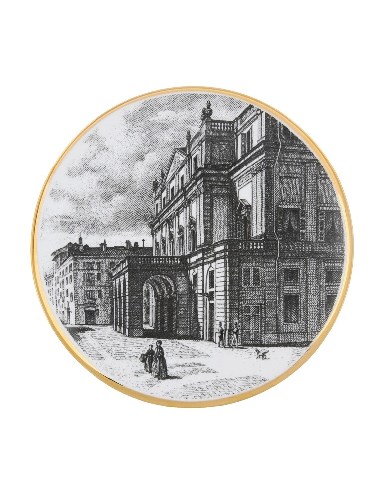 Plato 'Teatro alla Scala' - Oro