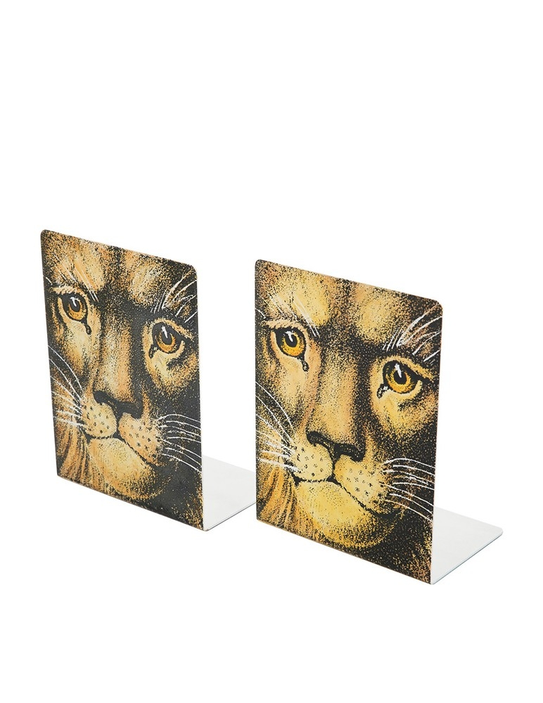 'Leone' Bookends