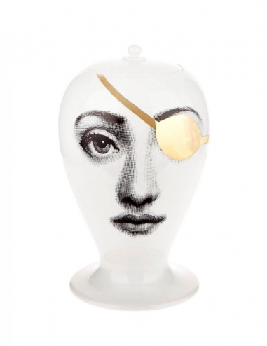 Jarrón 'Pirata' - Oro