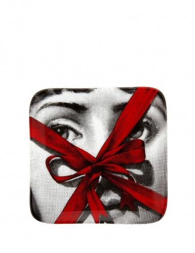 'Gift' Square Ashtray