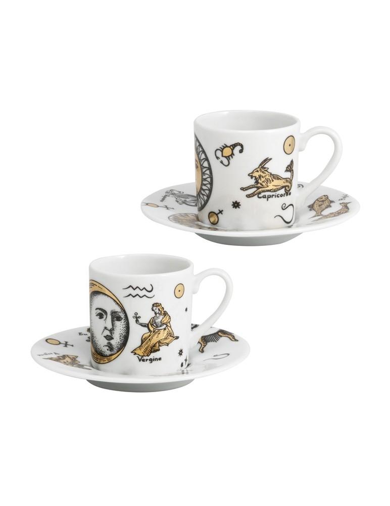Set 2 Tazas de Café 'Astronomici'