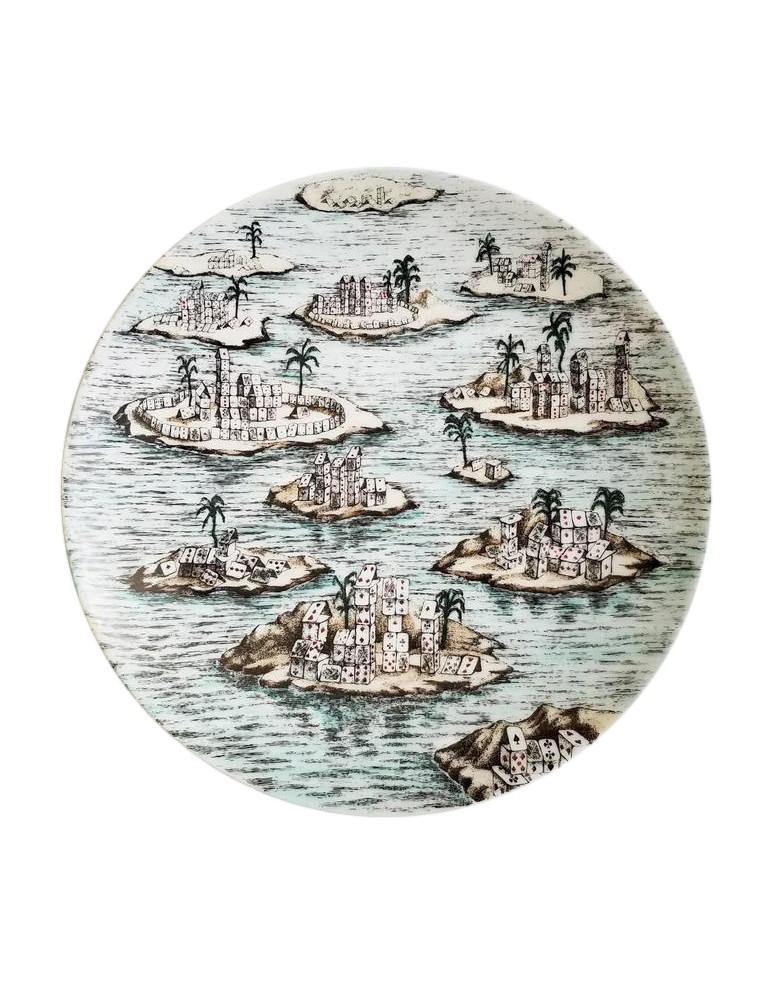 Plato Città di Carte
